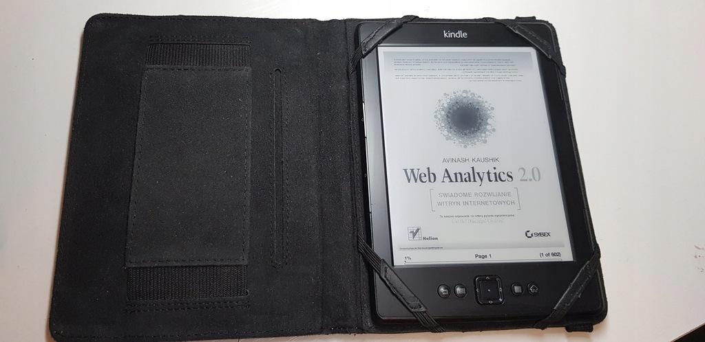 Amazon Kindle 5 Classic - bez reklam - E-Ink Pearl