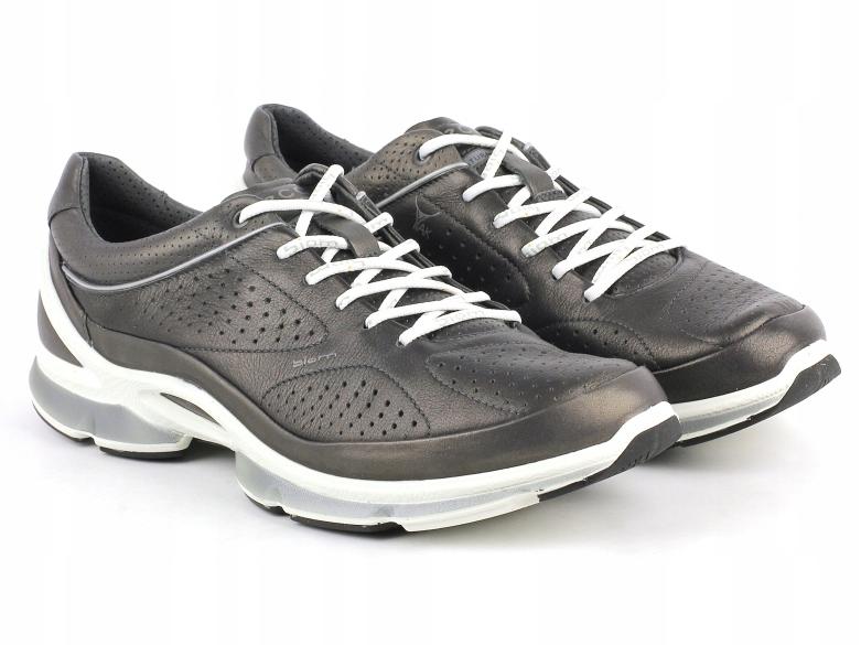 Ecco Biom Evo Trainer skórzane buty jak Nowe r. 41