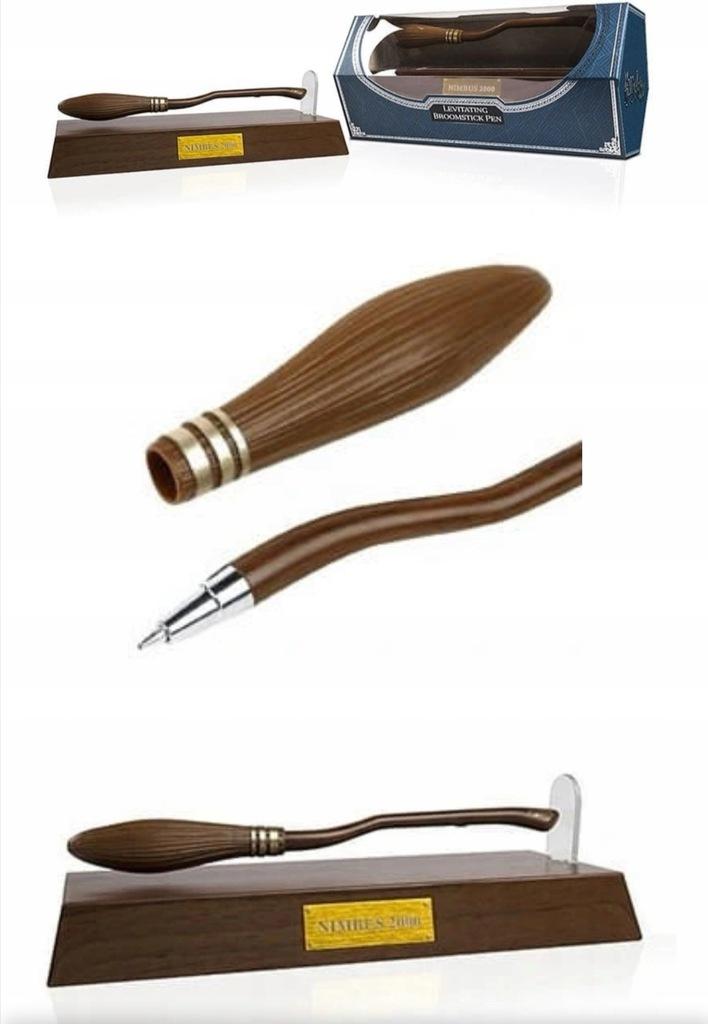 Harry Potter Hermiona długopis miotła Nimbus 2000