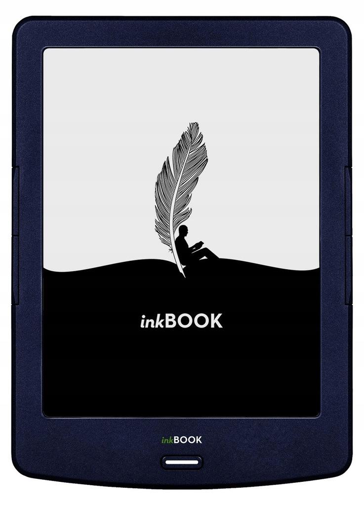 OUTLET Czytnik E-book'ów INKBOOK Lumos