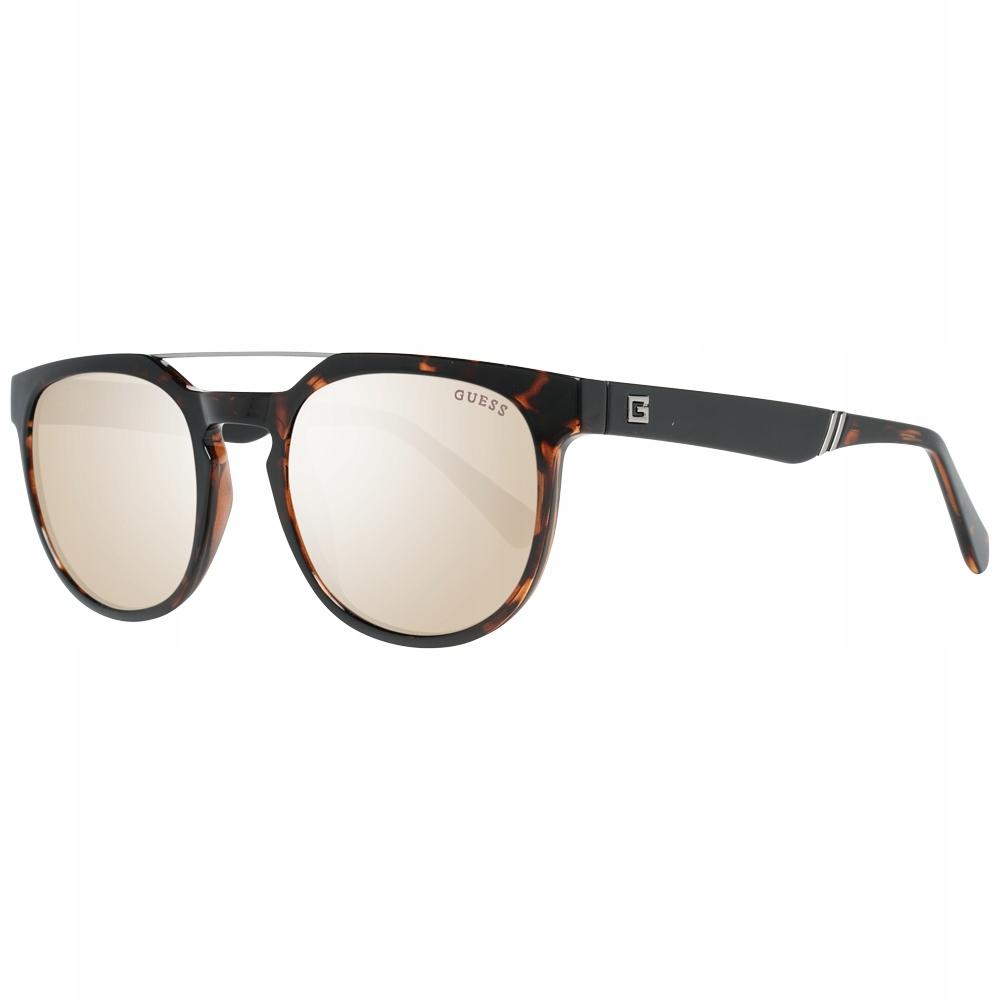 Okulary Przeciwsłoneczne Guess GU6929 Brązowe