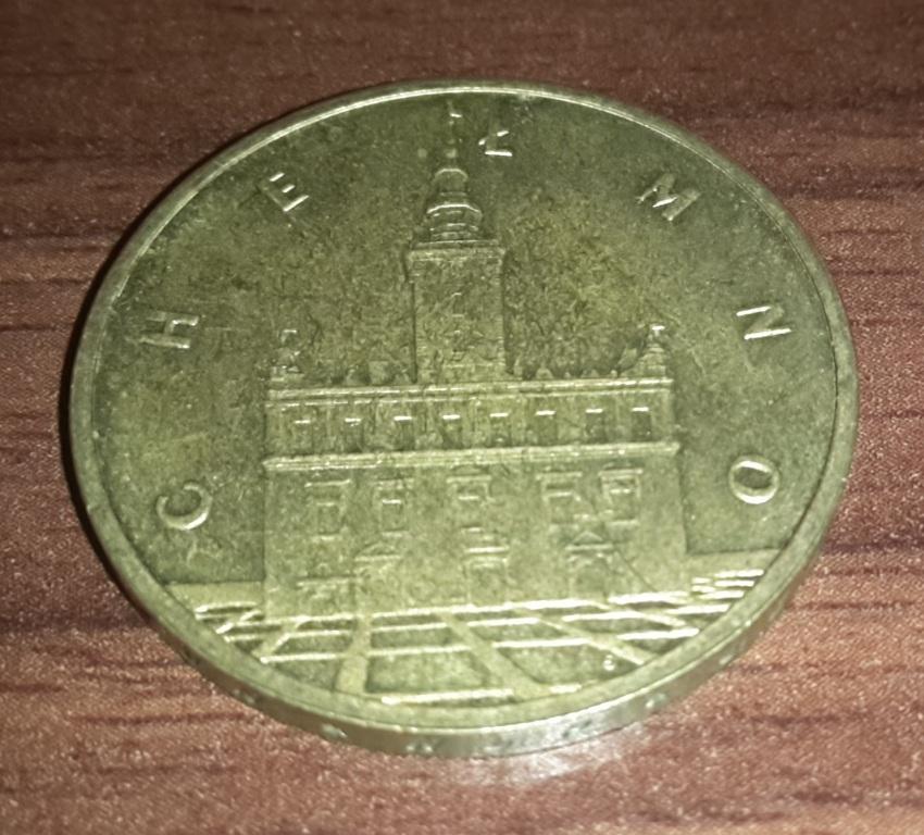 Chełmno 2006 r 2 zł