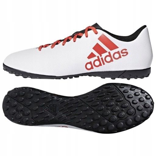 Turfy adidas X 17.4 TF J CP9044 r. 30,5