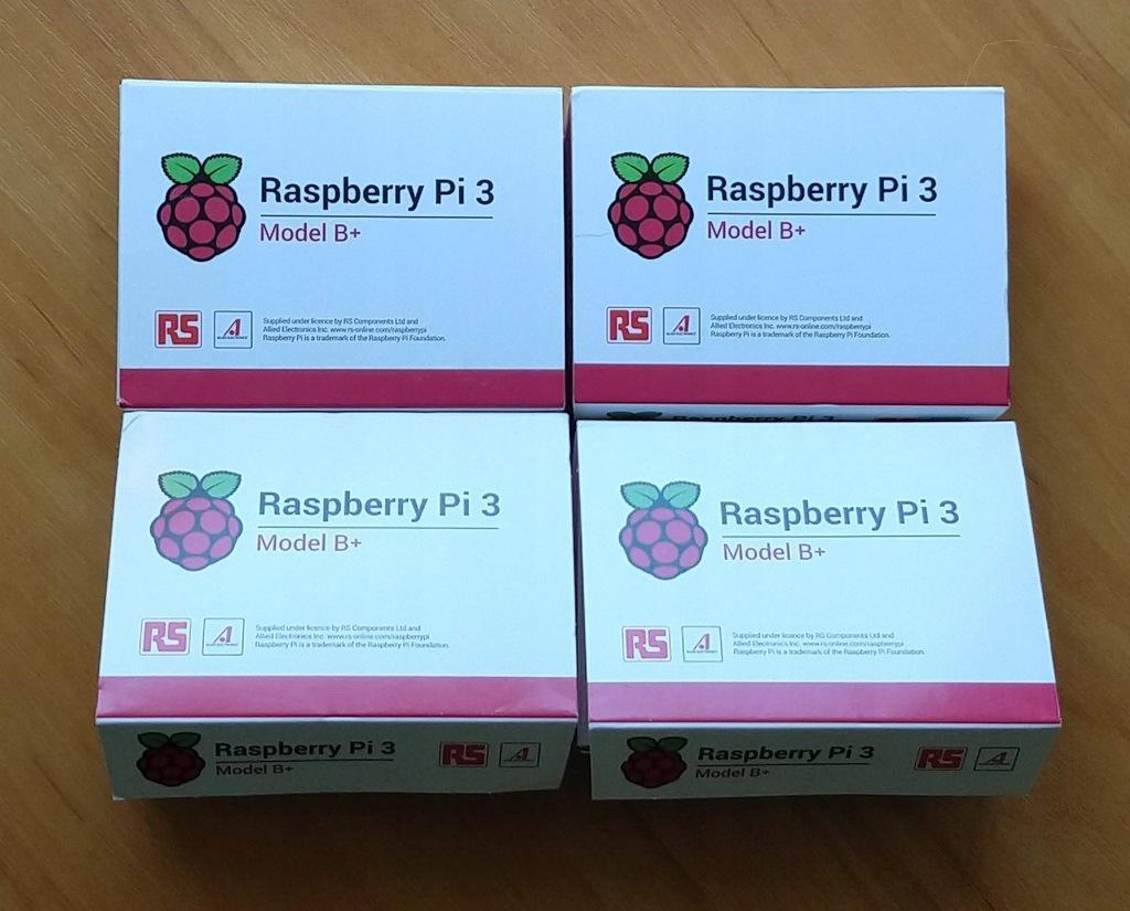 _Raspberry Pi 3 Model B+_