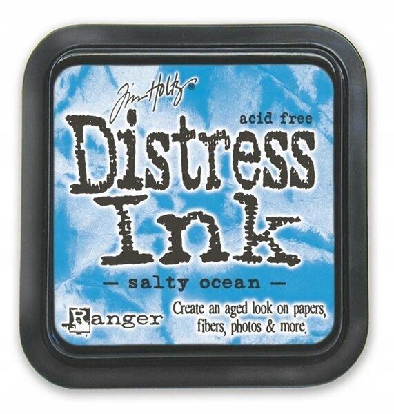 Tusz Distress Ink Pad - Ranger - Salty Ocean