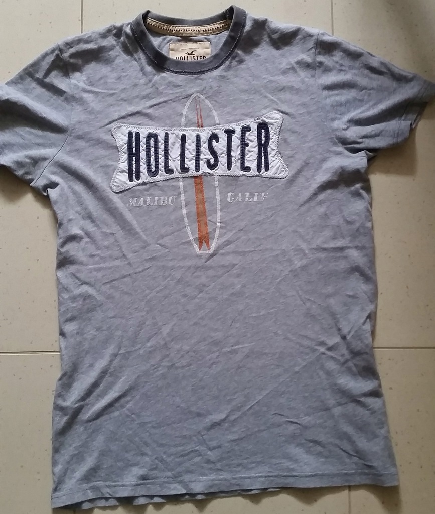 T-shirt HOLLISTER By ABERCROMBIE XL TOMMY RALPH