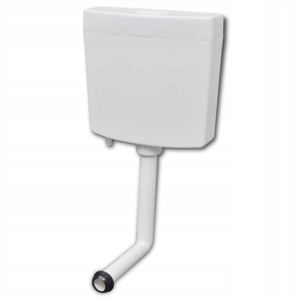Zbiornik WC, spłuczka 3/6 L, biała