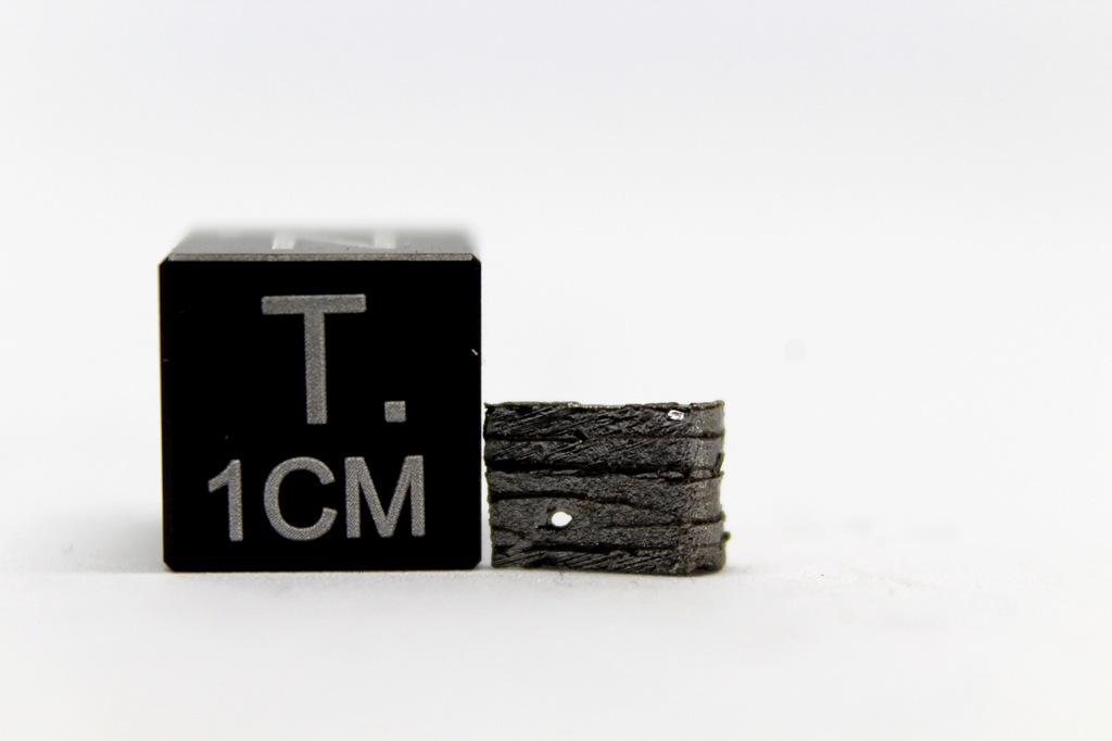 Meteoryt Aletai, żelazny IIIE-anomalny