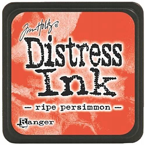 Mini tusz Tim Holtz Distress Ripe persimmon 40118