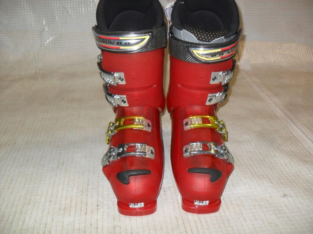 Nowe buty narciarskie Salomon Course flex 120