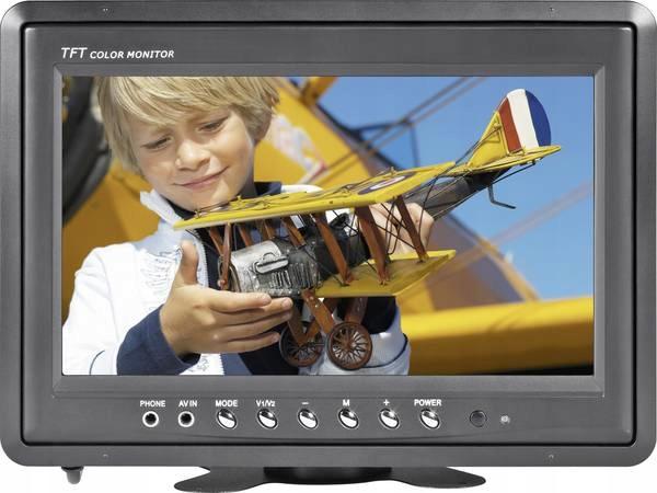 Monitor samochodowy LCD Renkforce T-900B