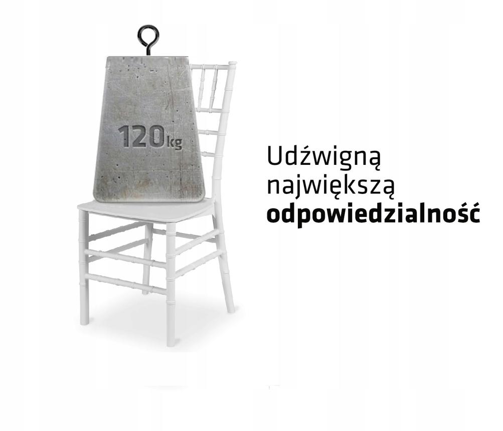 Krzesło CHIAVARI TIFFANY - super cena!