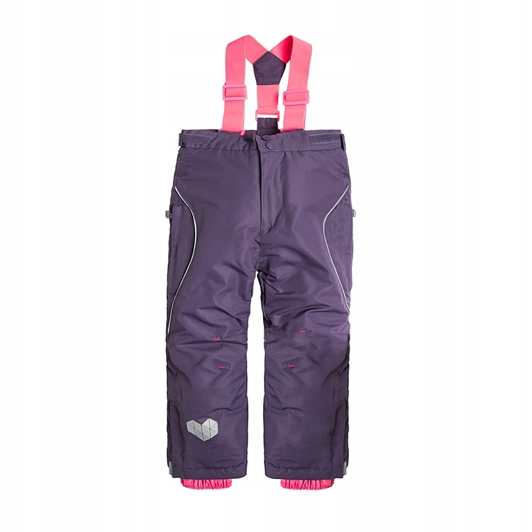 COOL CLUB spodnie narciarskie fioletowe 98 % SMYK