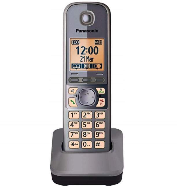 Telefon Panasonic KX-TGA671