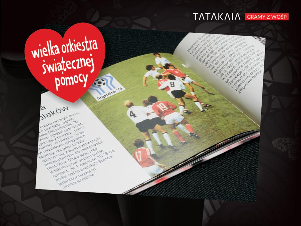 REPREZENTACJA ----- wspomnienia ----- od TATAKAIA