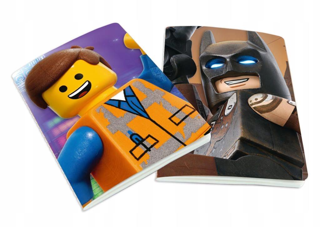 Zeszyt 2 pak Lego Sambro