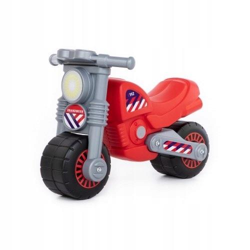 """WADER 78650 Motor """"Motorbajk"""" strażacki"""
