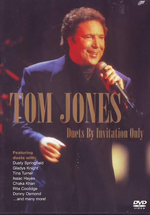 TOM JONES DUETY