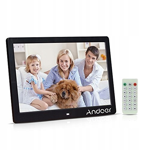 "Andoer 13 ""TFT LCD Cyfrowa ramka na zdjęcia"