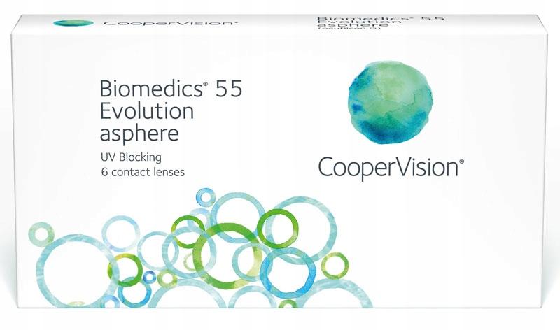 Biomedics 55 evolution 6szt