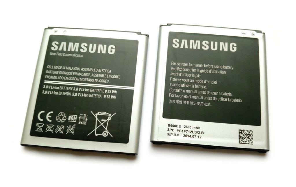 ORYG. BATERIA SAMSUNG S4 i9500 i9505 i9506 B600BE