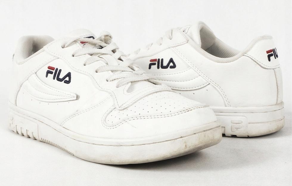 FILA Fx100 Low Sneakersy DAMSKIE BUTY SKÓRA 3825