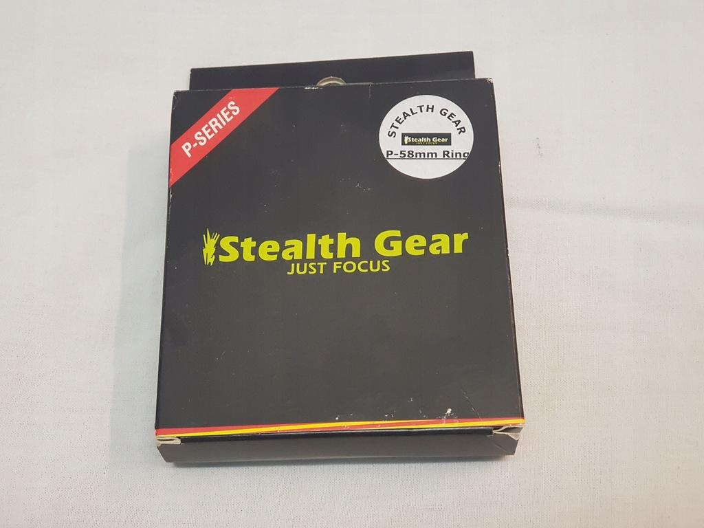 Pierścień pośredni adapte StealthGearSystem 58mmP.