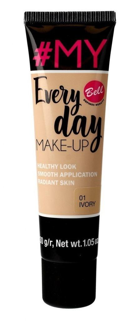 Bell #My Everyday Make-Up Podkład wyrównujący kolo