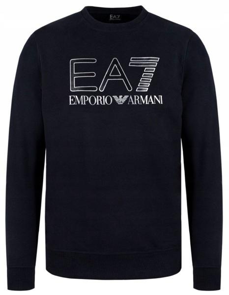 EA7 EMPORIO ARMANI czarna bluza męska EA73 r.XXL
