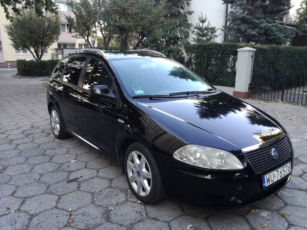 Fiat Croma 1.9 150 kM 2006
