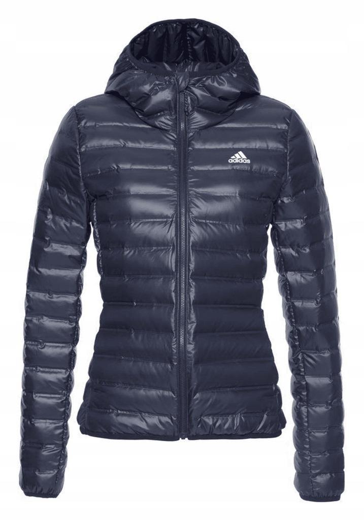 Kurtka zimowa adidas VARILITE HO J DZ1490 | Biały