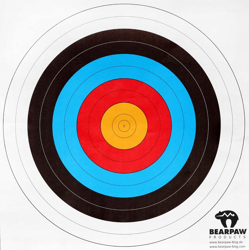 Tarcza fita 60cm Bearpaw Bodnik