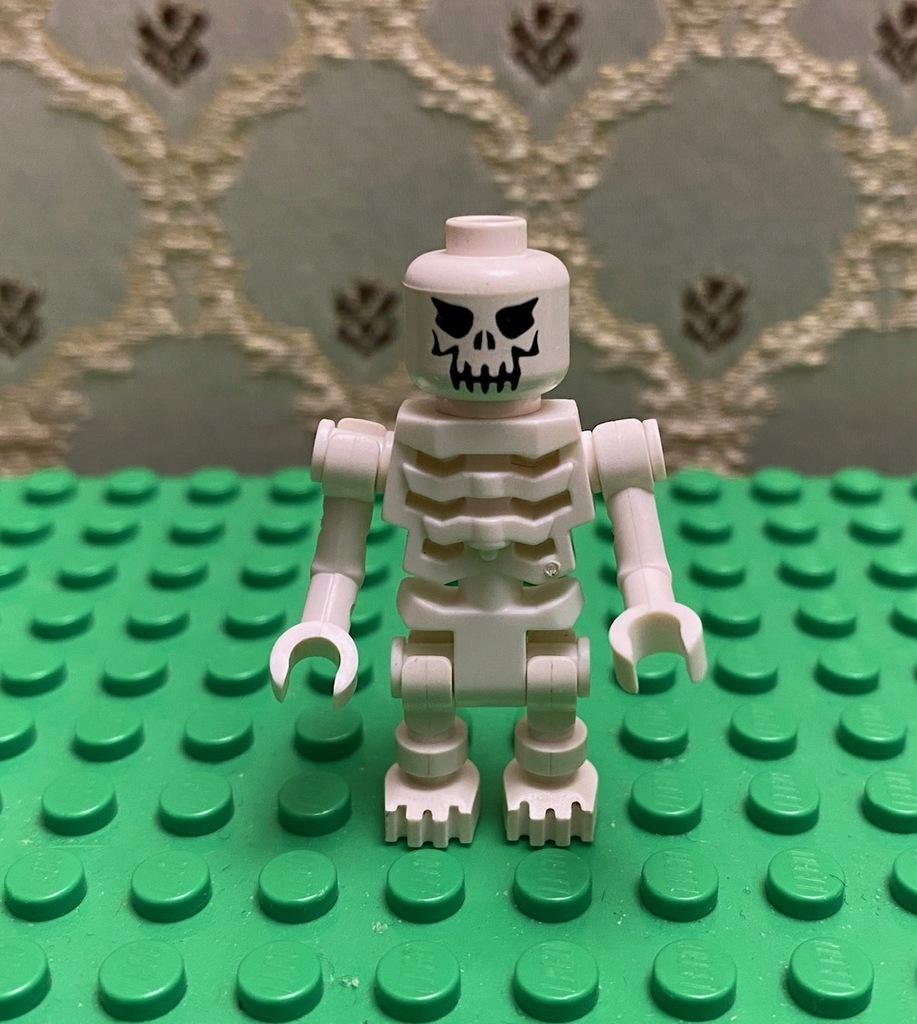 Lego minifigures szkielet kościotrup seria figurka