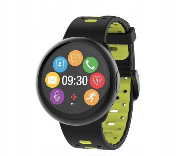 E2760 MyKronoz ZeRound 2 HR Premium smartwatch