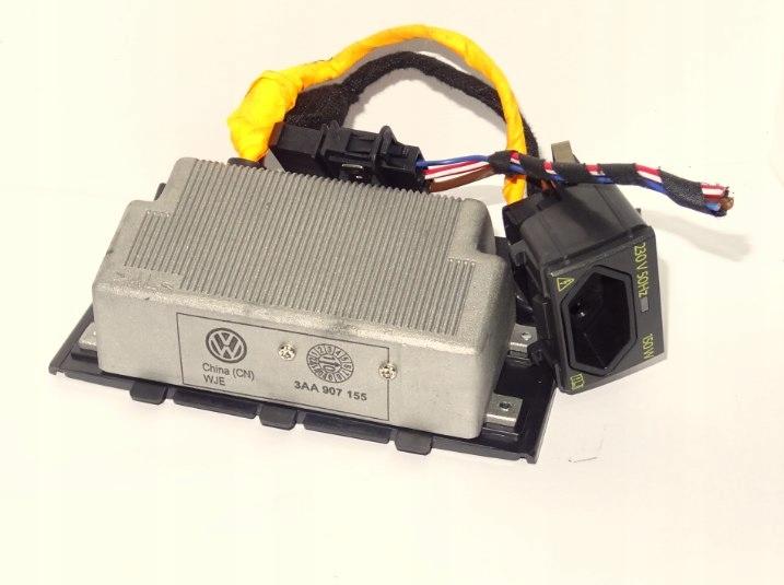VW PASSAT B7 PRZETWORNICA NAPIĘCIA 3AA907155