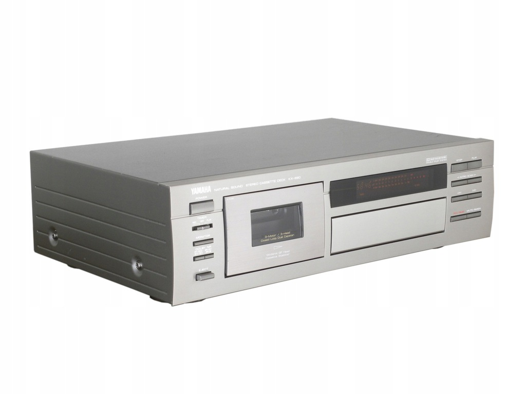 YAMAHA KX-690 – magnetofon, 3HEAD, DOLBY S