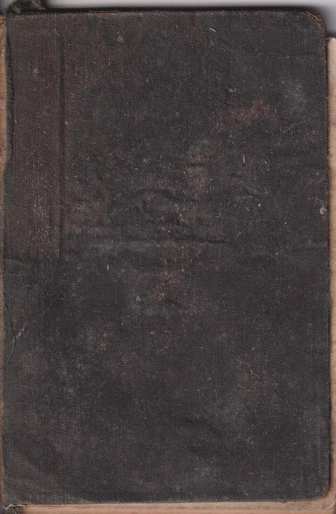 LEGITYMACJA UBEZPIECZENIOWA IZABELIN 1936