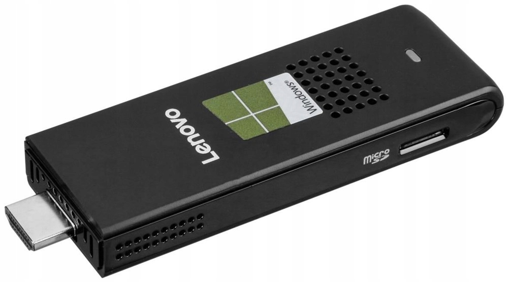 MiniPC do telewizora na HDMI Lenovo 32GB SSD