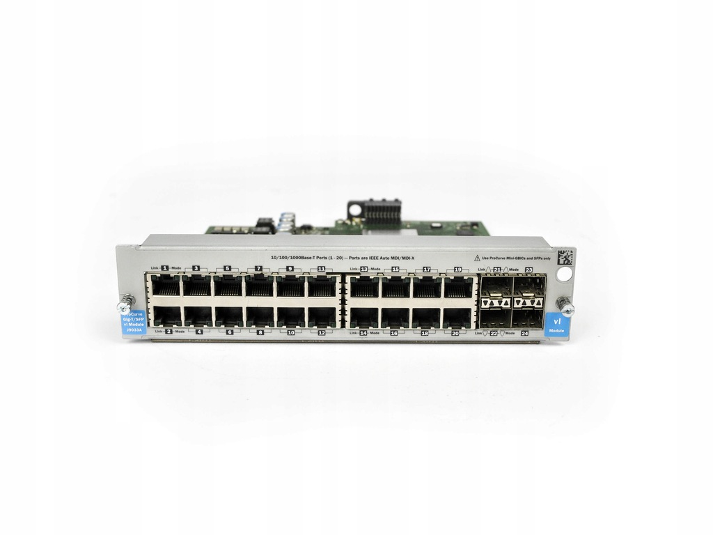 HP ProCurve Gig-T/SFP vl Module J9033A