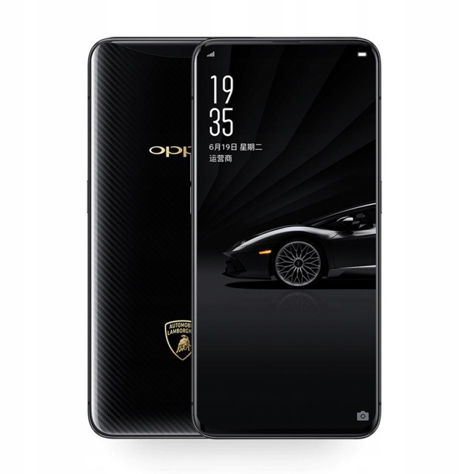 Oppo Find X Lamborghini Edition Dualsim 512gb 8866757677 Oficjalne Archiwum Allegro