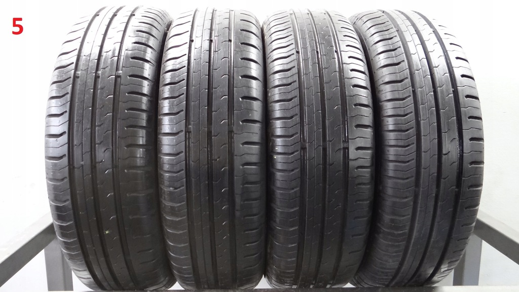 4x Continental ContiEcoContact 5 165/60/15
