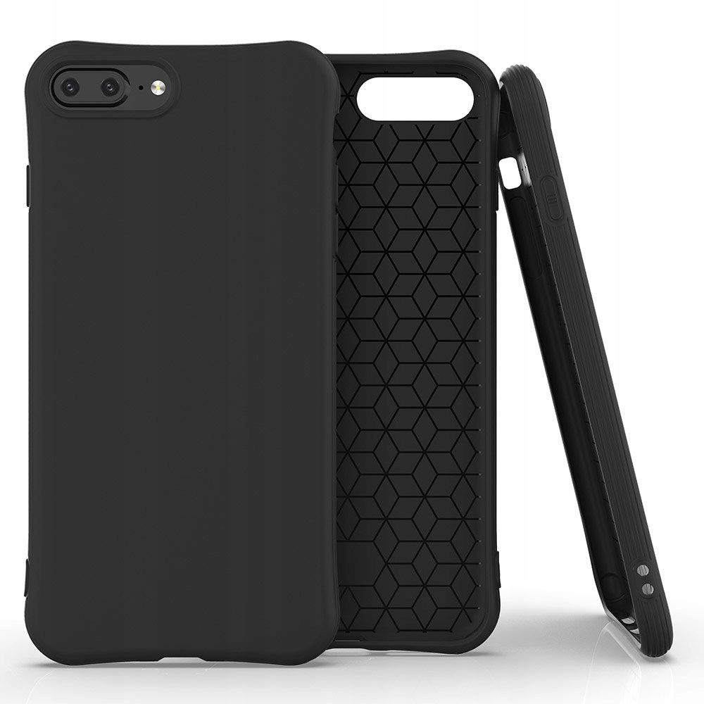 Żelowe etui do iPhone 8 Plus / 7 Plus czarny