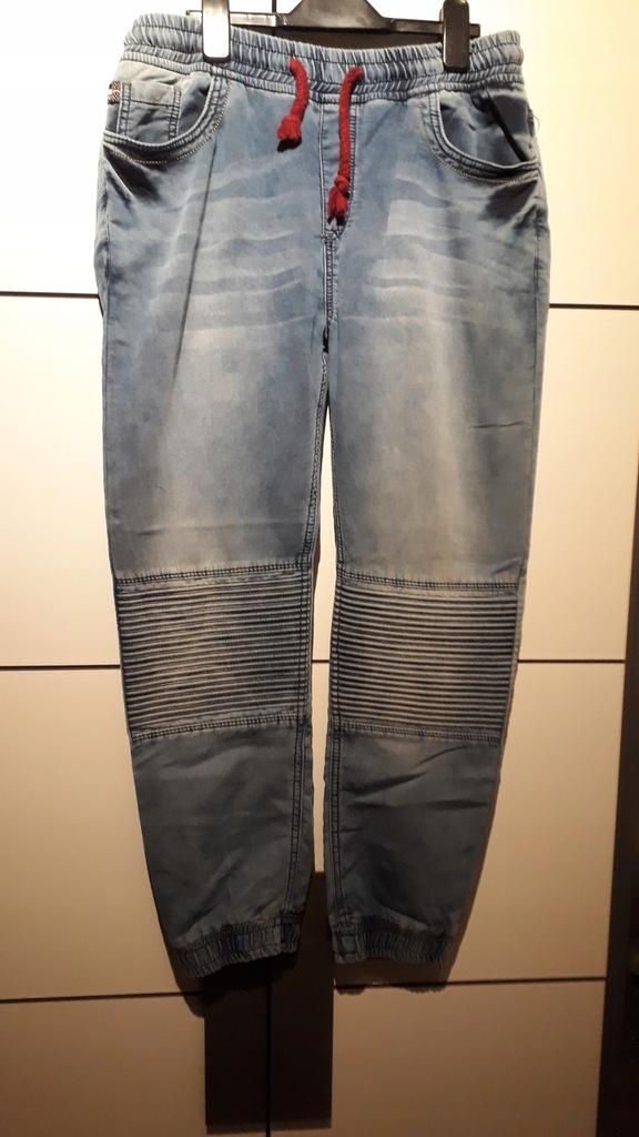 Spodnie męskie jeans super stan L