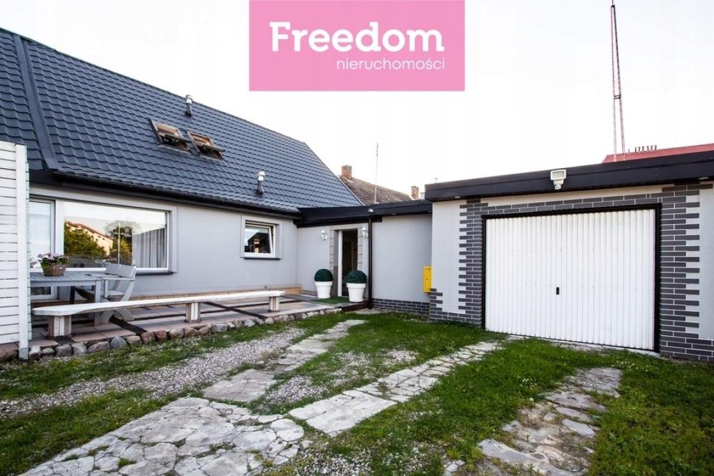 Dom, Gościno, Gościno (gm.), 170 m²