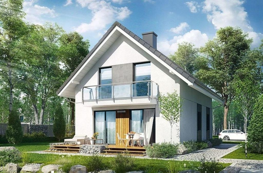 Dom, Dobra, Dobra (Szczecińska) (gm.)106 m²