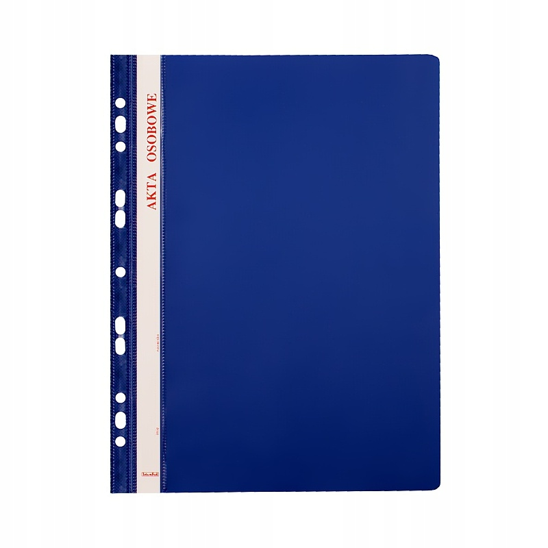 Skoroszyt do akt osobowych BIURFOL ST-23 niebieski