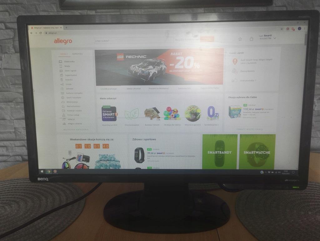 Monitor Full HD LED Benq G240HDBL