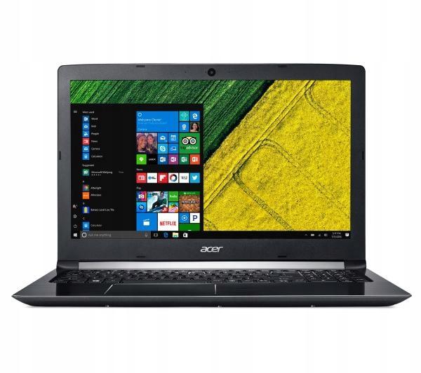 Laptop Acer 15,6'' i5-7200U 8GB 1TB MX130 WIN10