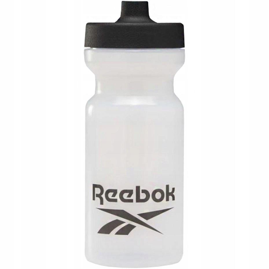 Bidon Reebok TE Bottle 500 ml biały FQ5312
