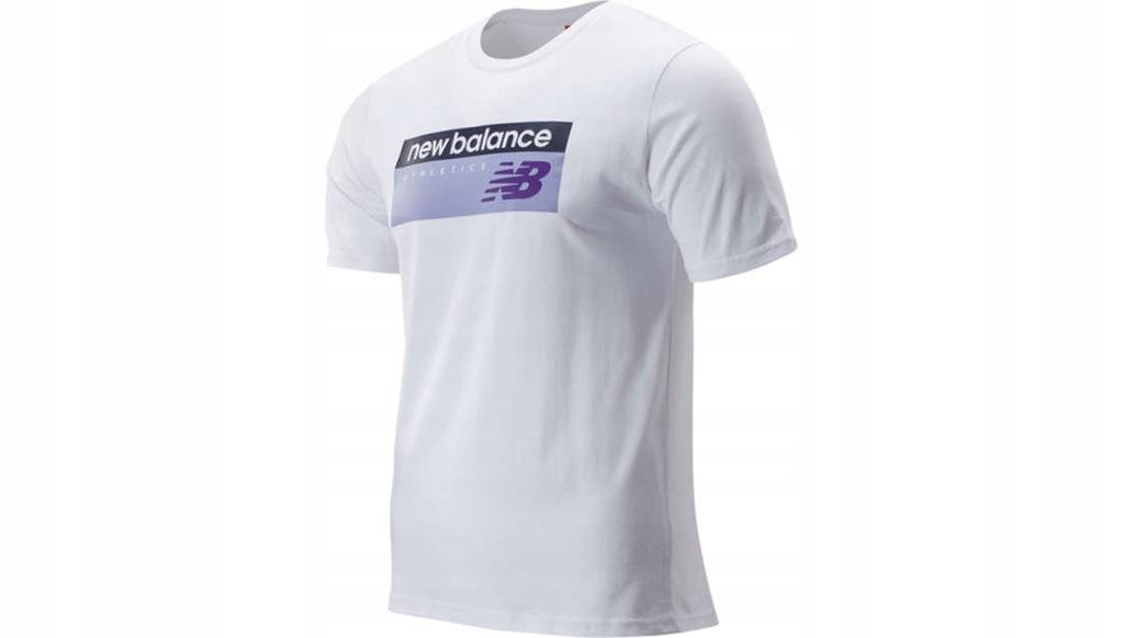 Koszulka Męska New Balance MT91511CAY r.L
